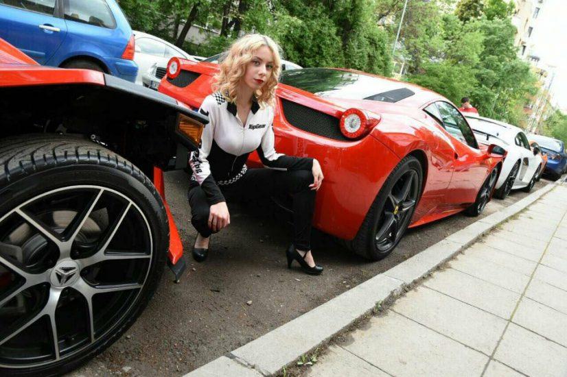 Партньорство в организацията на рожден ден на Top Gear в бар Rock IT